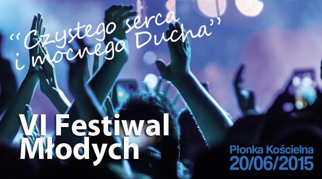 Festiwal Młodych w Płonce Kościelnej