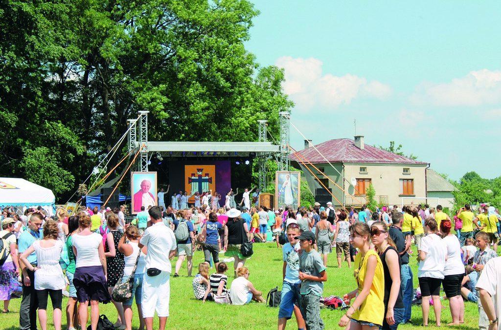 IV Festiwal Młodych w Płonce Kościelnej – 2013r.
