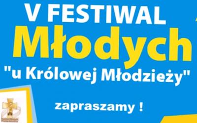 """V Festiwal Młodych w Płonce Kościelnej – """"Wolni w Chrystusie"""" – video"""