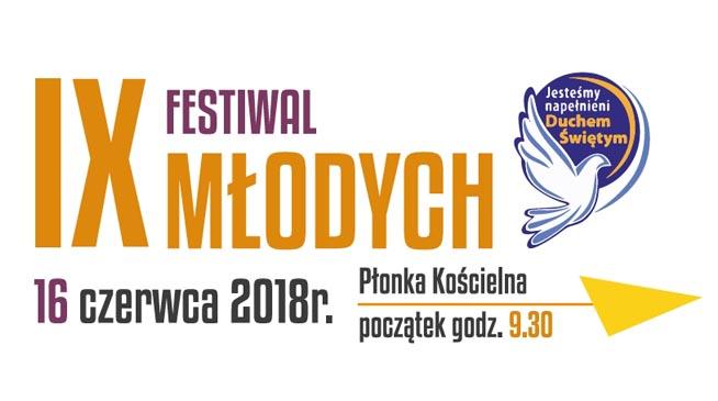 IX FESTIWAL MŁODYCH 16.06.2018