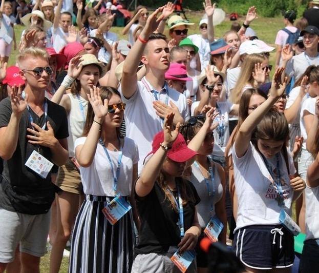 Jezus jest Panem? Amen, amen, amen!!! – X Festiwal Młodych w Płonce Kościelnej
